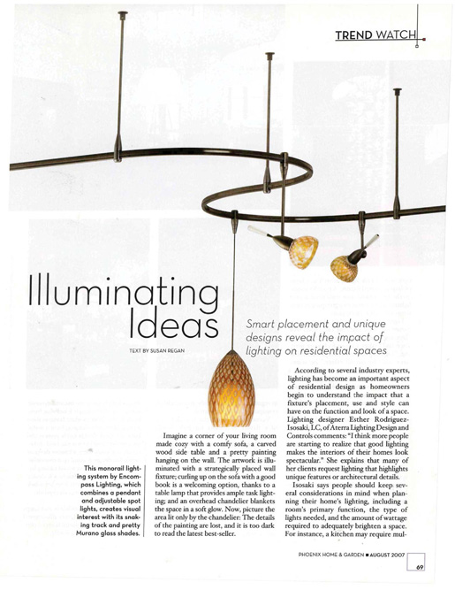 2007 AUGUST-ILLUMINATING IDEAS-ARTICLE-sm#0001